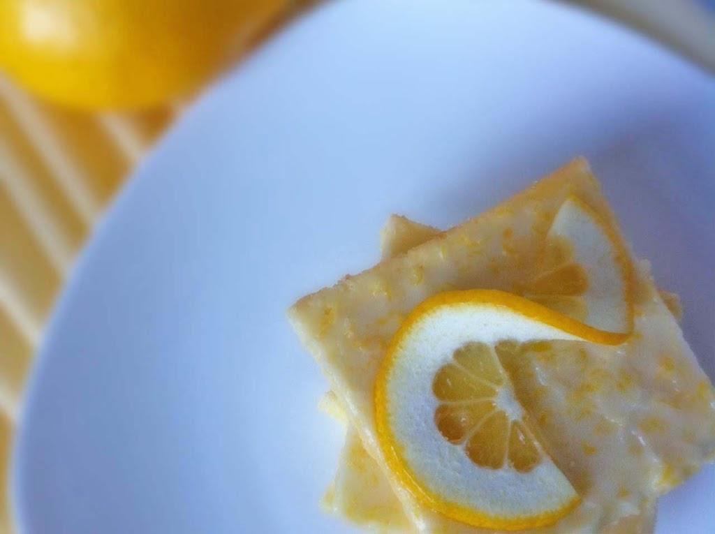 how to make easy homemade lemon bars